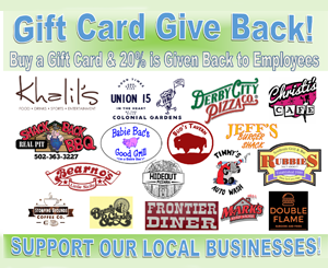 Gift Card Give Back!