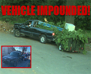 Illegal Dumping Witness Report