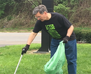 Keep District 9 Clean & Green