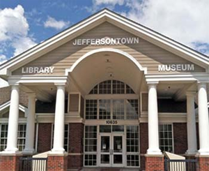Visit Jeffersontown Library