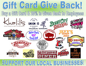 Give Card - Give Back!