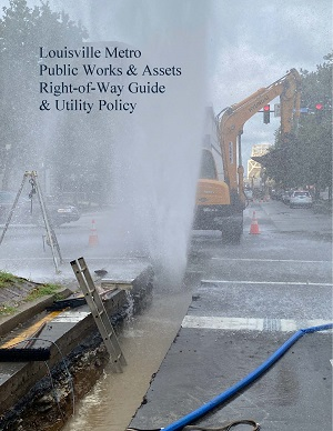 Utility Policy and Right of Way Guide