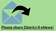 District 8 Enews Share icon