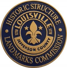 Historic Structure Plaque Program