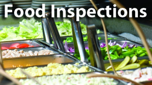 Food inspections
