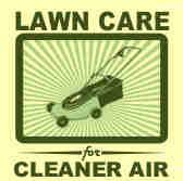 Lawn Care for Cleaner Air logo