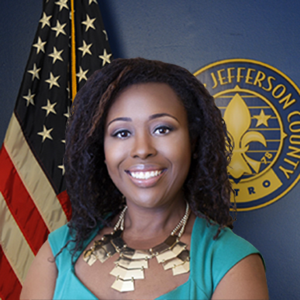 Councilwoman Jessica Green