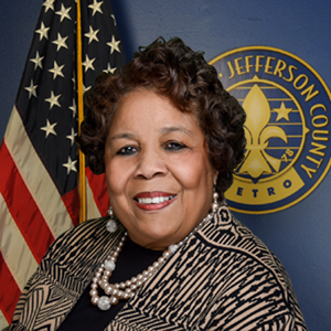 Councilwoman Barbara Shanklin