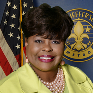 Councilwoman Paula McCraney