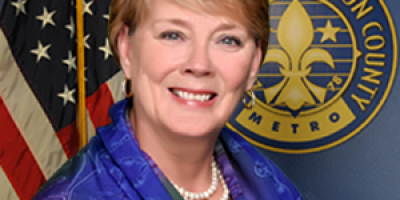 Councilwoman Cindy Fowler