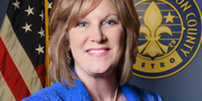 Councilwoman Marilyn Parker